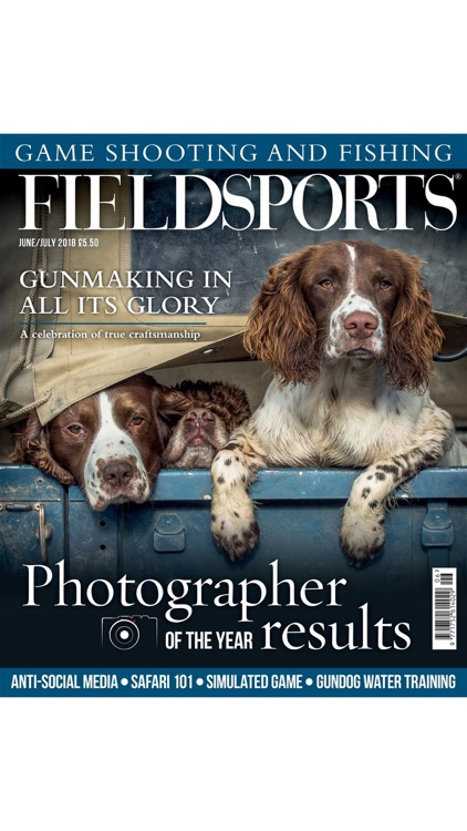 Fieldsports Magazine screenshot-0