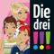 App Icon for Die drei !!! – Auf der Spur App in Hungary IOS App Store