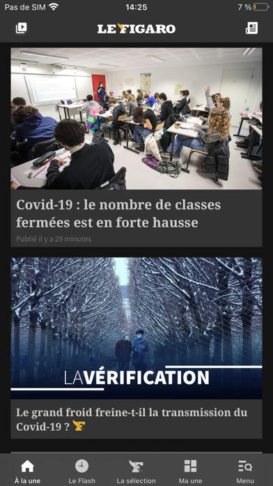 Le Figaro : Actualités et Infoのおすすめ画像4