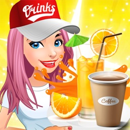 Coffee Shop Juice Drink Tycoon