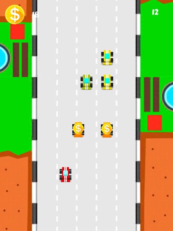Ретро-гоночный автомобиль Скриншоты6