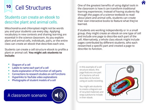15 science projects for book creator classrooms by monica burns on screenshot 5 ccuart Choice Image