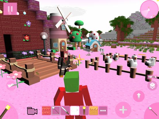 iPad Image of Candy Craft!