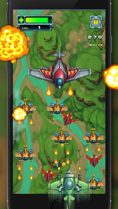 Iron Sky Force - Spaceship war screenshot 4