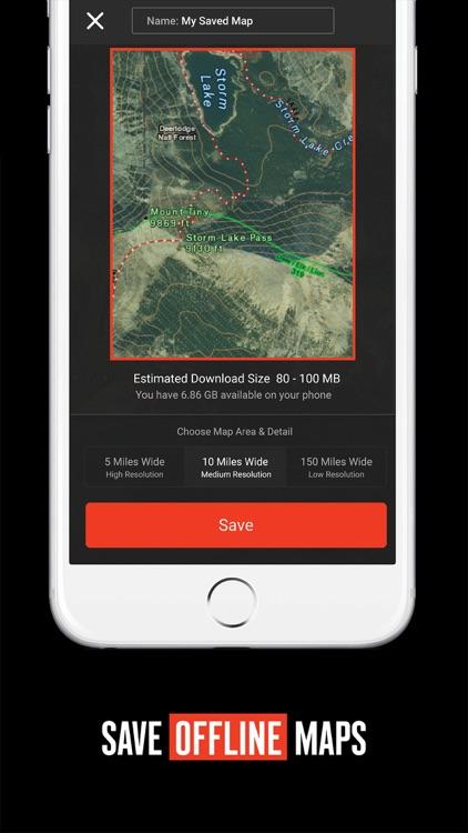 onX Hunt: #1 GPS Hunting App