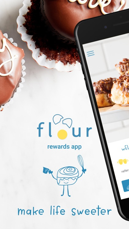 Flour Bakery Rewards