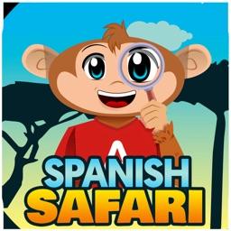 Spanish Safari - Game for Kids