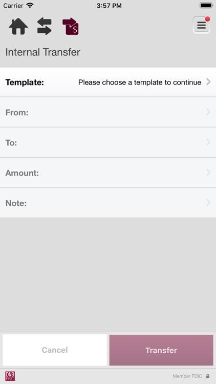 DNB First Business Mobile screenshot-5