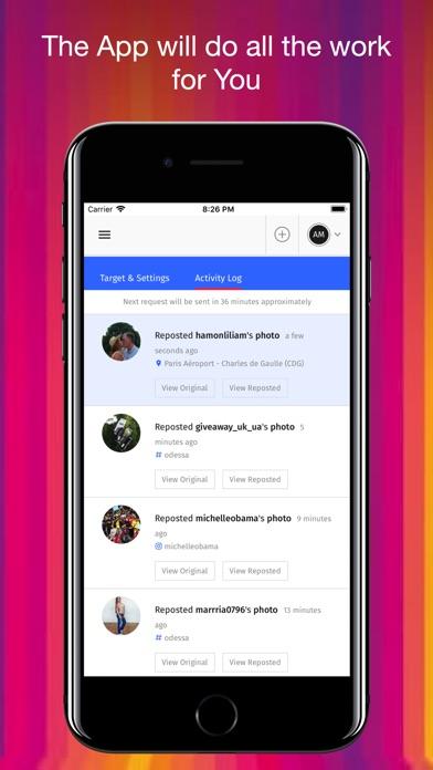 AutoLike - Likes for Instagram app image