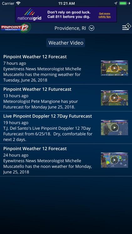 WPRI Weather screenshot-3