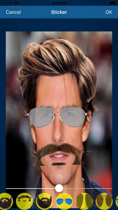 Men Beard Hairstyle Editor App Price Drops