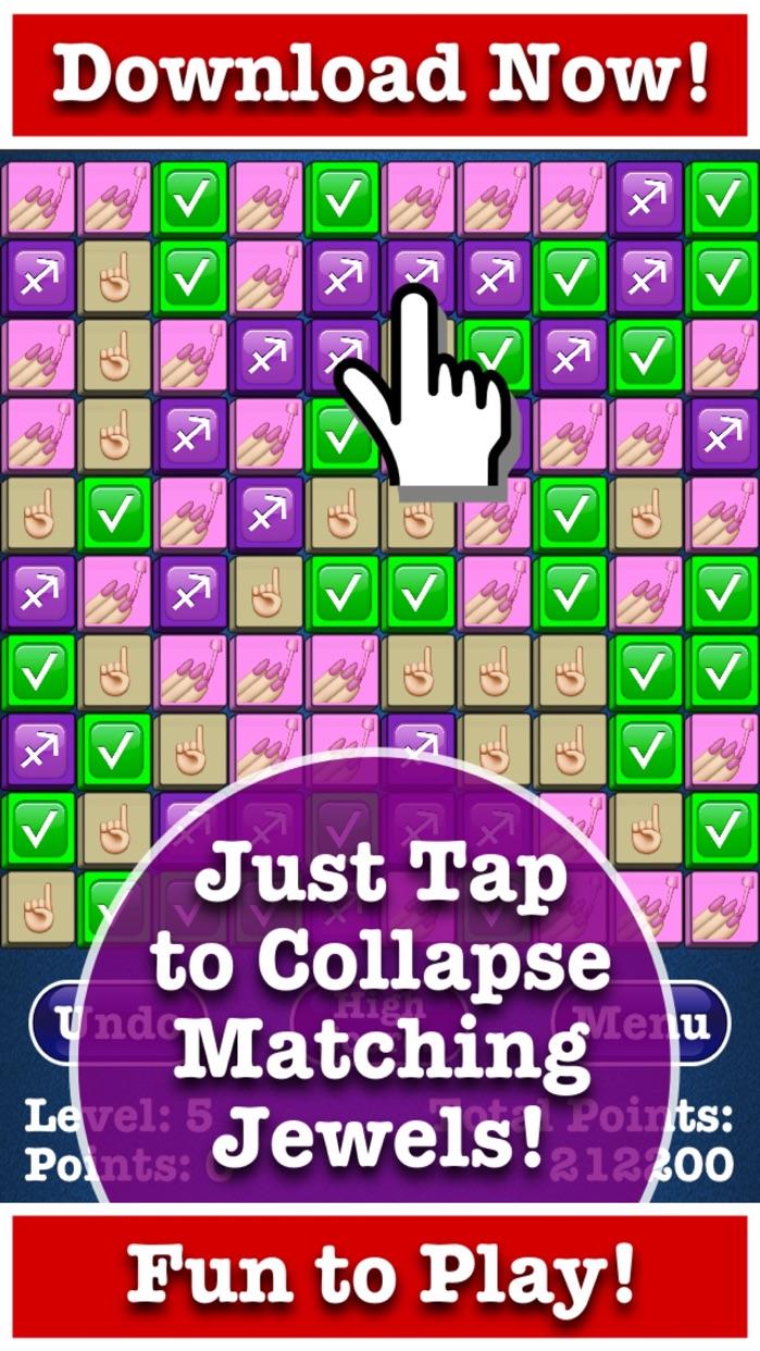 Collapse Jewels™ Screenshot