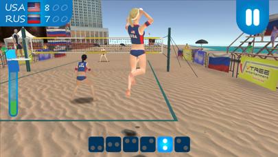VTreeビーチバレーボールのおすすめ画像3