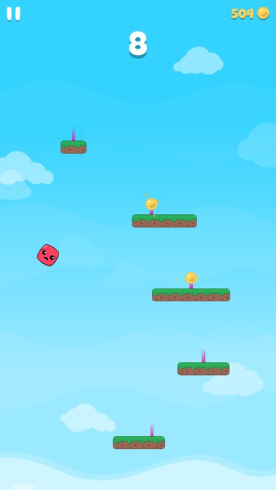 Falling Hero ! screenshot 4