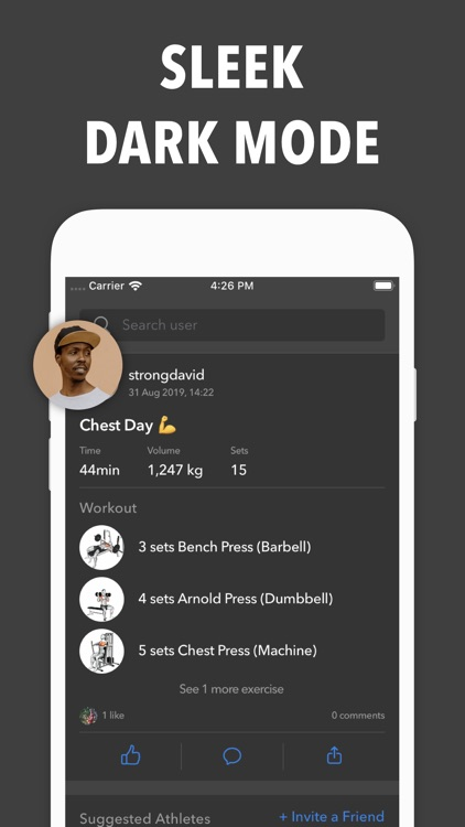 Hevy - Weight Lifting Tracker screenshot-9