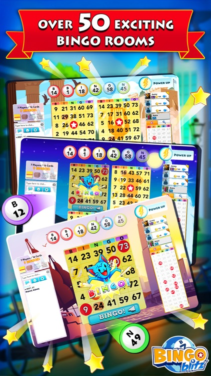 Bingo Blitz - Bingo Games screenshot-5