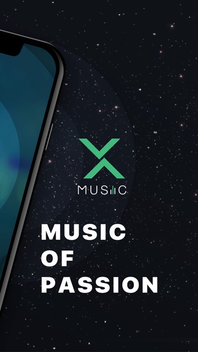 XMusic Premium Screenshot on iOS