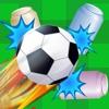 Soccer Ball Knockdown