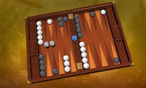 Hardwood Backgammon Pro