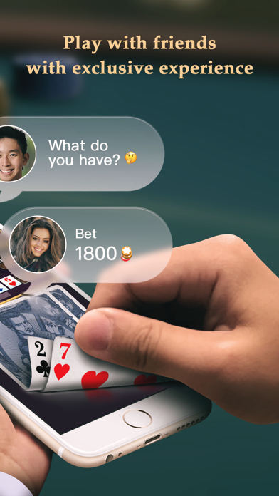 Download Pokerrrr 2- Holdem, OFC, Omaha for Android