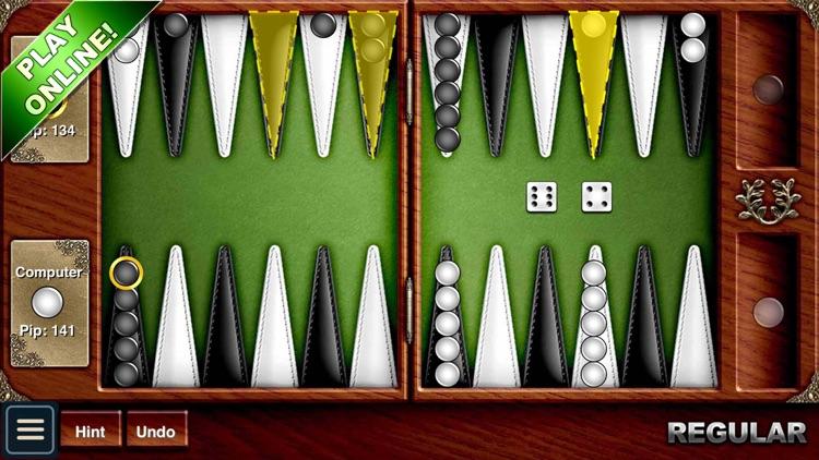 Backgammon Premium screenshot-0