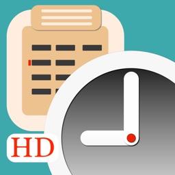 Work Log HD -Time sheet-