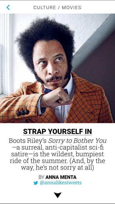 Newsweek review screenshots