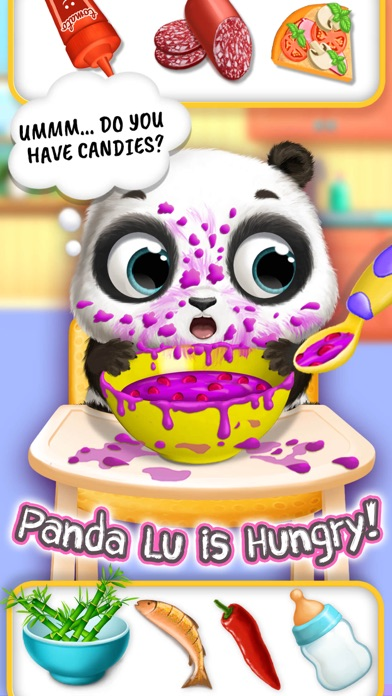 Panda Lu Baby Bear World screenshot 3