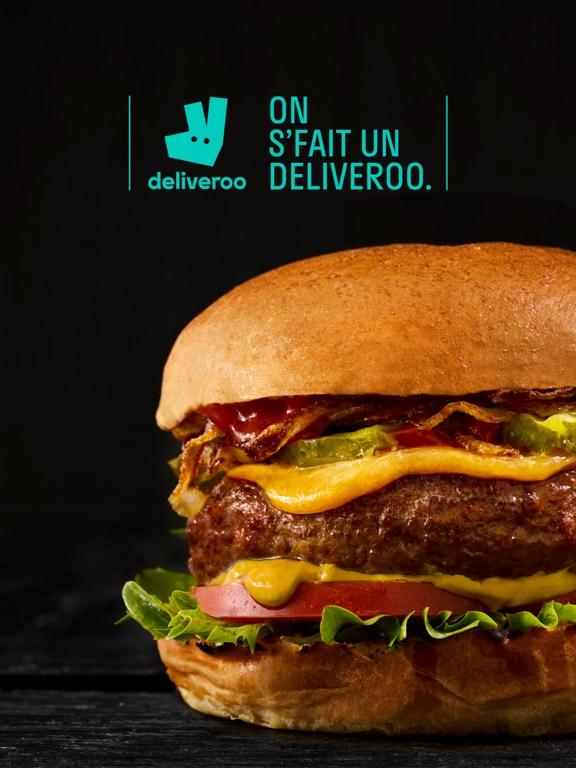Deliveroo : livraison de repas