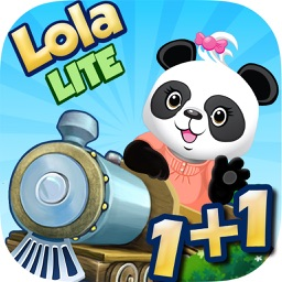 Lola Panda's Math Train LITE