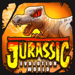 Jurassic Evolution World