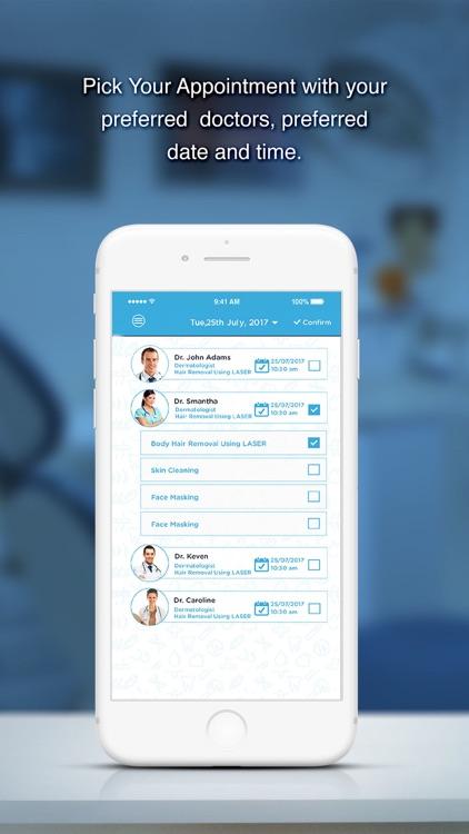 Clinicas screenshot-4
