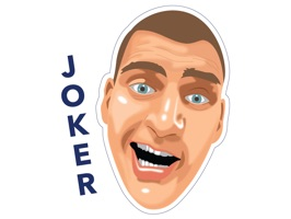 JokerMoji by Nikola Jokic