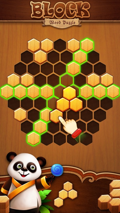 Wood Block Puzzle. screenshot-3