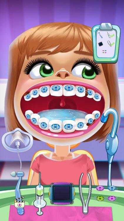 My Baby Dentist - Dentist Game screenshot-7