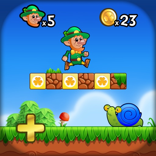 Leps World 3 Plus - супер лучшая игра платформер