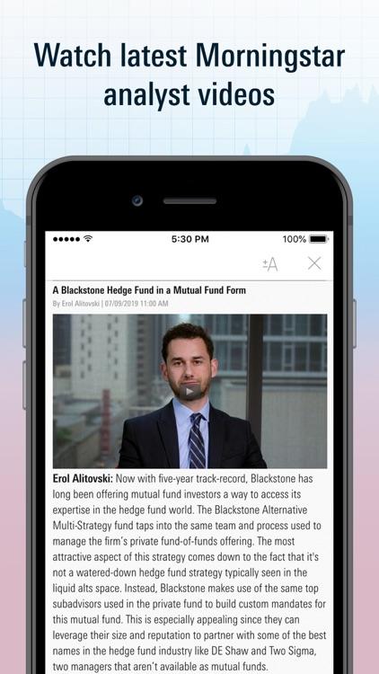Morningstar for Investors screenshot-4