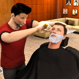 Virtual Barber Shop Hair Salon