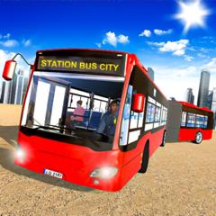 Métro Bus Parking Jeu 3D