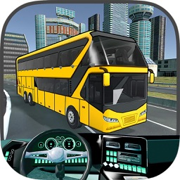 Tourist Coach Bus Transporter
