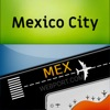Mexico City Airport MEX +Radar - iPadアプリ
