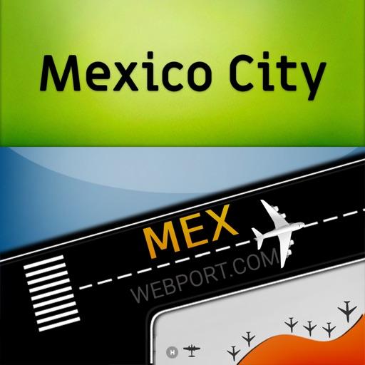 Mexico City Airport MEX +Radar