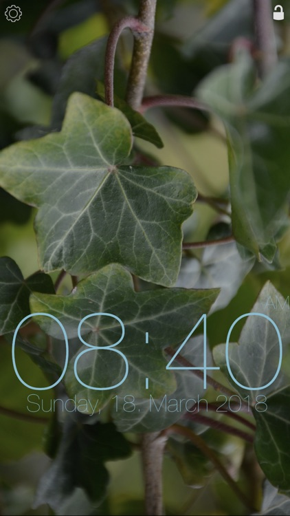 My Own Clock screenshot-4
