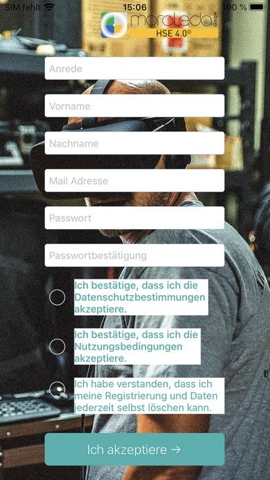 HSE 4.0Screenshot von 2