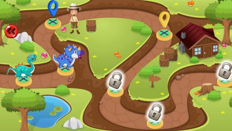 Dinosaur Land - Jurassic Fun screenshot-5