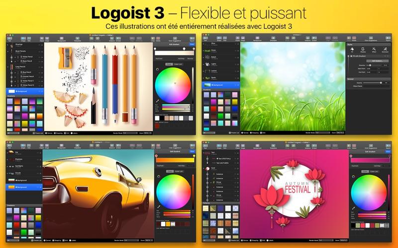 Screenshot #2 pour Logoist 3