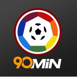 90min - La Liga BBVA Edition