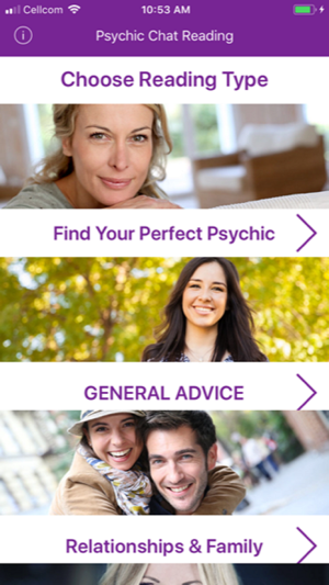 Psychic Chat Reading on the App Store