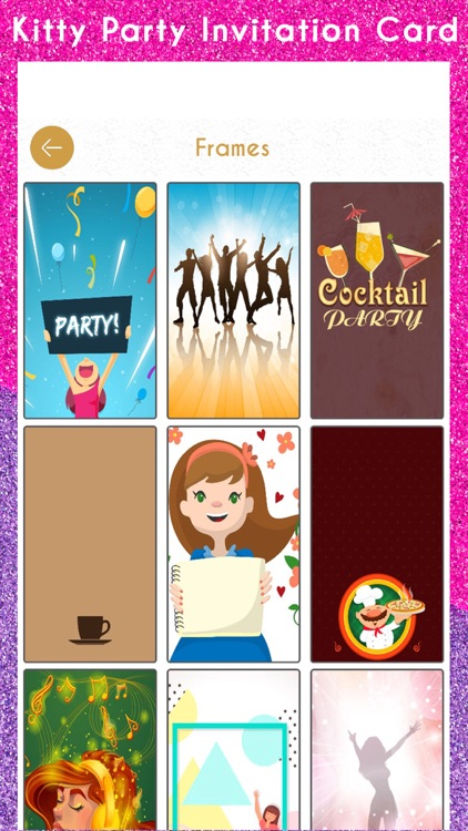 Kitty party invitation card hd by gopi chauhan kitty party invitation card hd stopboris Image collections