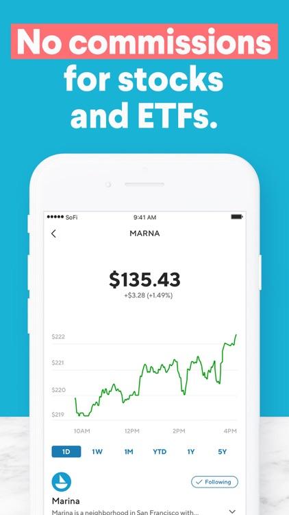 SoFi: Investing, Money, Loans screenshot-7